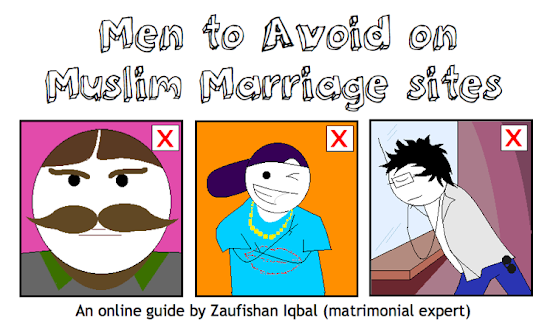 My Online Marriage: 6 Brothers To Avoid | Zaufishan