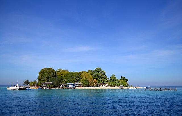 Gambar Pulau Samalona
