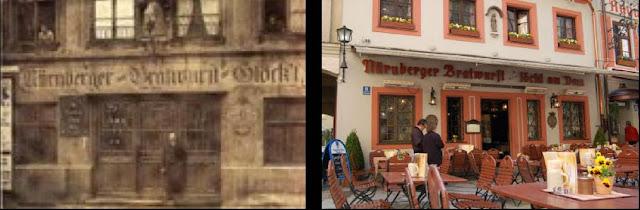 Nürnberger Bratwurst Glöckl
