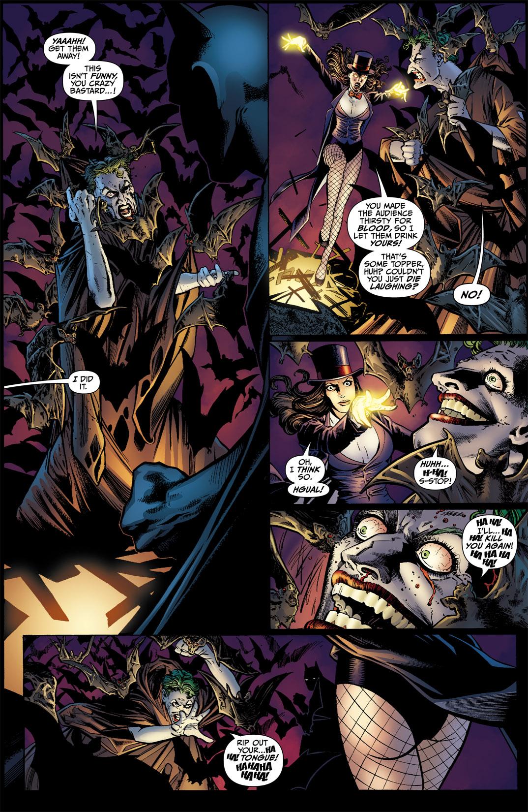 Detective Comics (1937) 834 Page 20