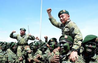 Letnan Jenderal TNI Edy Rahmayadi