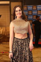 Actress Model Sarah Hopkins Latest Pos in Lehenga Choli at SIIMA Short Film Awards 2017 .COM 0200.JPG