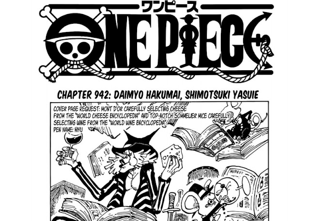 Baca Manga One Piece Chapter 942 Subtitle Indonesia