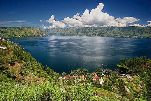 Paket Backpacker Danau Toba