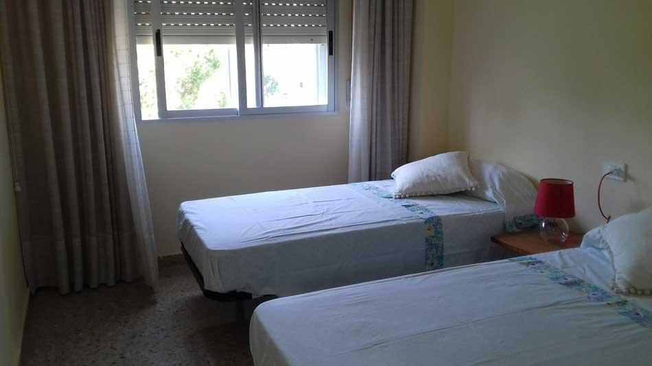 apartamento en venta benicasim calle de los frailes dormitorio