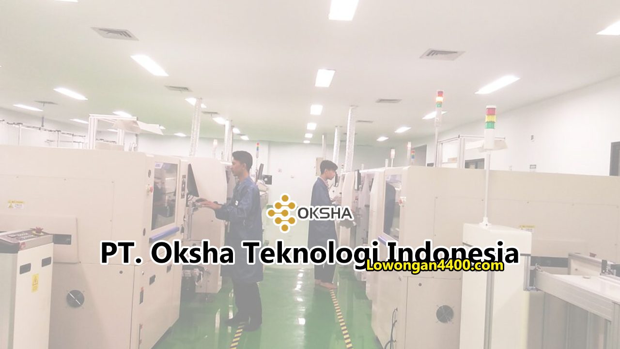 PT. Oksha Teknologi Indonesia