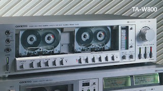 onkyo cassette world first