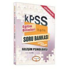 Yediiklim KPSS Gelişim Psikolojisi Tamamı Çözümlü Soru Bankası (2016)