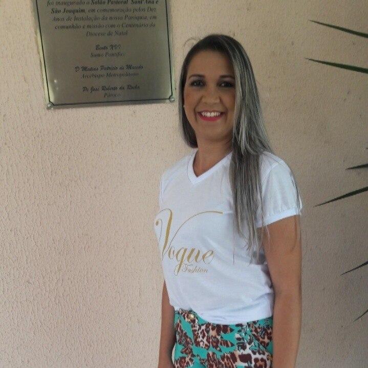 313c946e9f MONTE ALEGRE  Luana Fernandes é a nossa PROFISSIONAL NOTA 10 desta semana.
