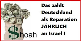 das zahlt deutschland jährlich an israel