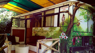 Caravan - Taman Safari Lodge