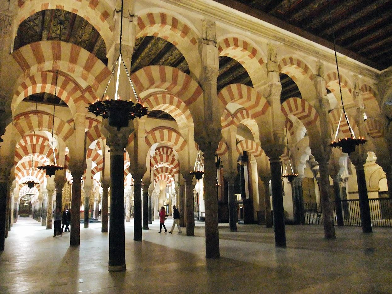 Visitar a Andaluzia - Catedral de Córdova