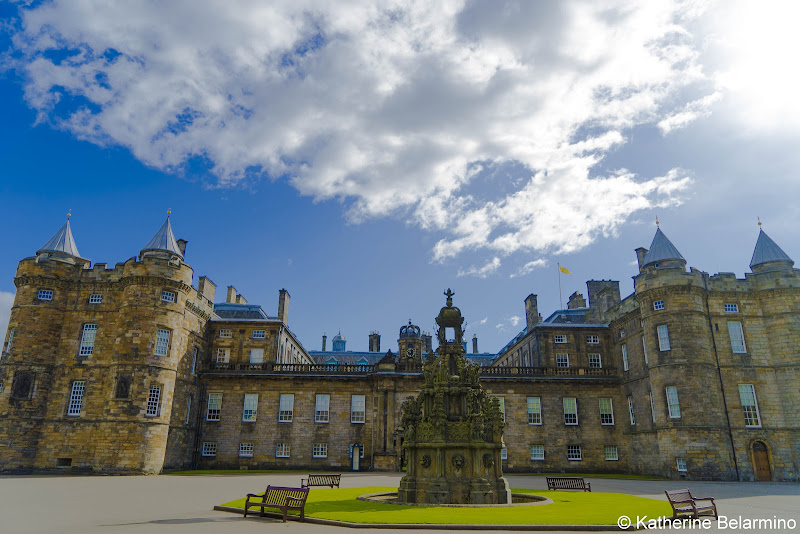 Palace of Holyroodhouse Things to Do in Edinburgh in 3 Days Itinerary