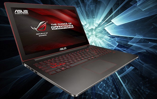 The Gamers Heaven Asus Laptop