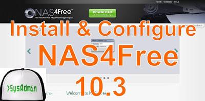 NAS4Free 10.3 Storage