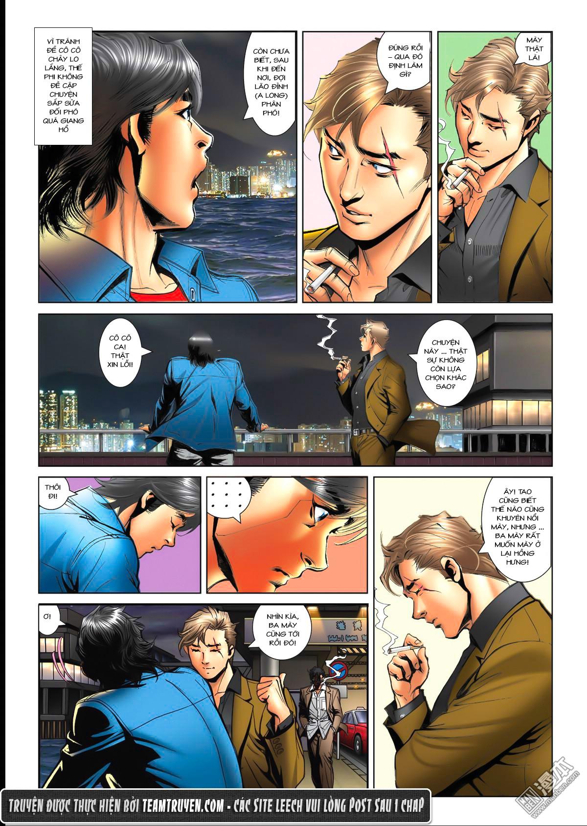 Người Trong Giang Hồ NetTruyen chap 1564 - Trang 4