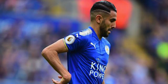 SBOBETASIA - Leicester Konfirmasi Mahrez Belum Laku Dijual