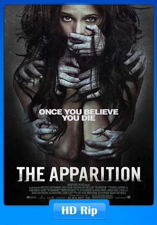 The Apparition 2012 720p BDRip Dual Audio Hindi Eng x264 | 480p 300MB | 100MB HEVC