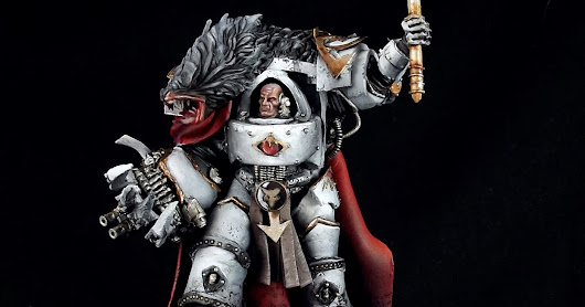 Horus Lupercal - First Son of the Imperium, Primarch of the Luna Wolves