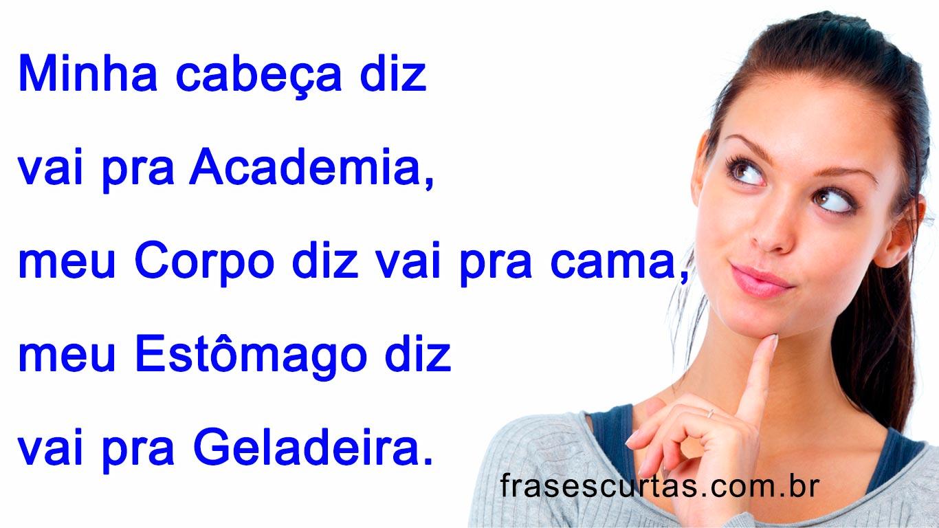 Frases De Treino Na Academia: Frases De Academia (Motivação)