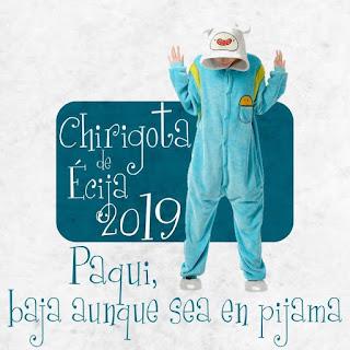 Paqui, baja aunque sea en pijama (Chirigota). COAC 2019