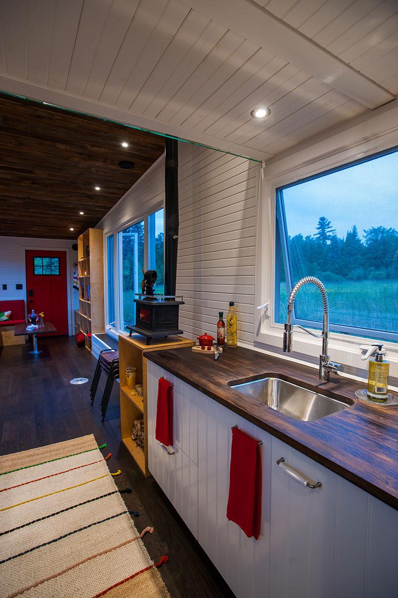 TINY HOUSE TOWN The Greenmoxie Tiny House