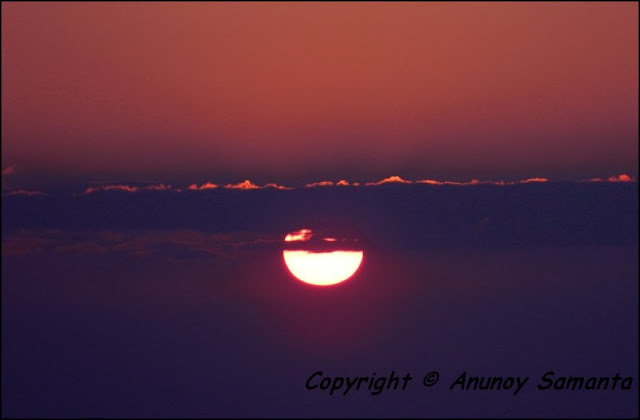 A failed Trip to Darjeeling - viewing Sunrise from the Tiger Hill