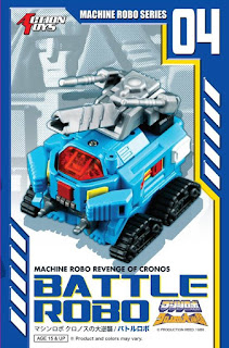 Battle Robo (Tank) alt mode