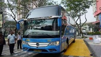 6 Rute dan Jadwal Keberangkatan bus Damri Palembang Terbaru