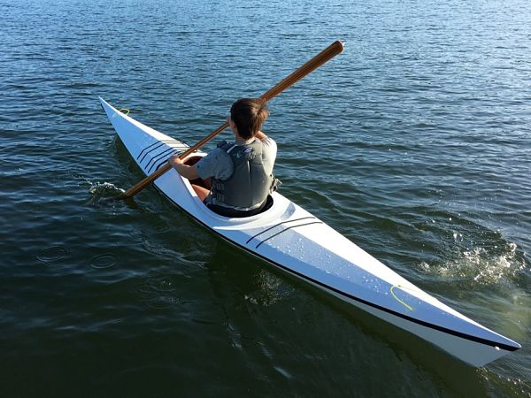 Paddling with a Rosario