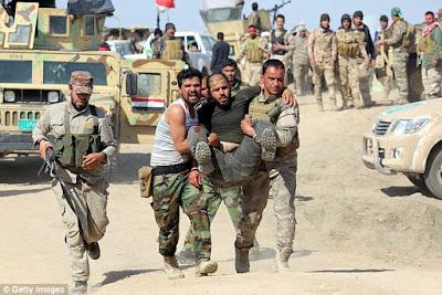 Iraqi forces kill 12 IS militants