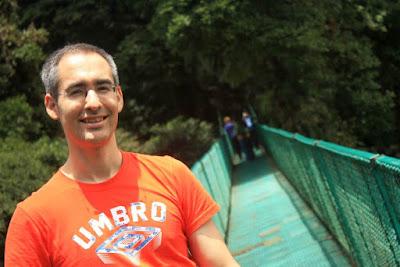 Puente Colgante en Selvatura Park