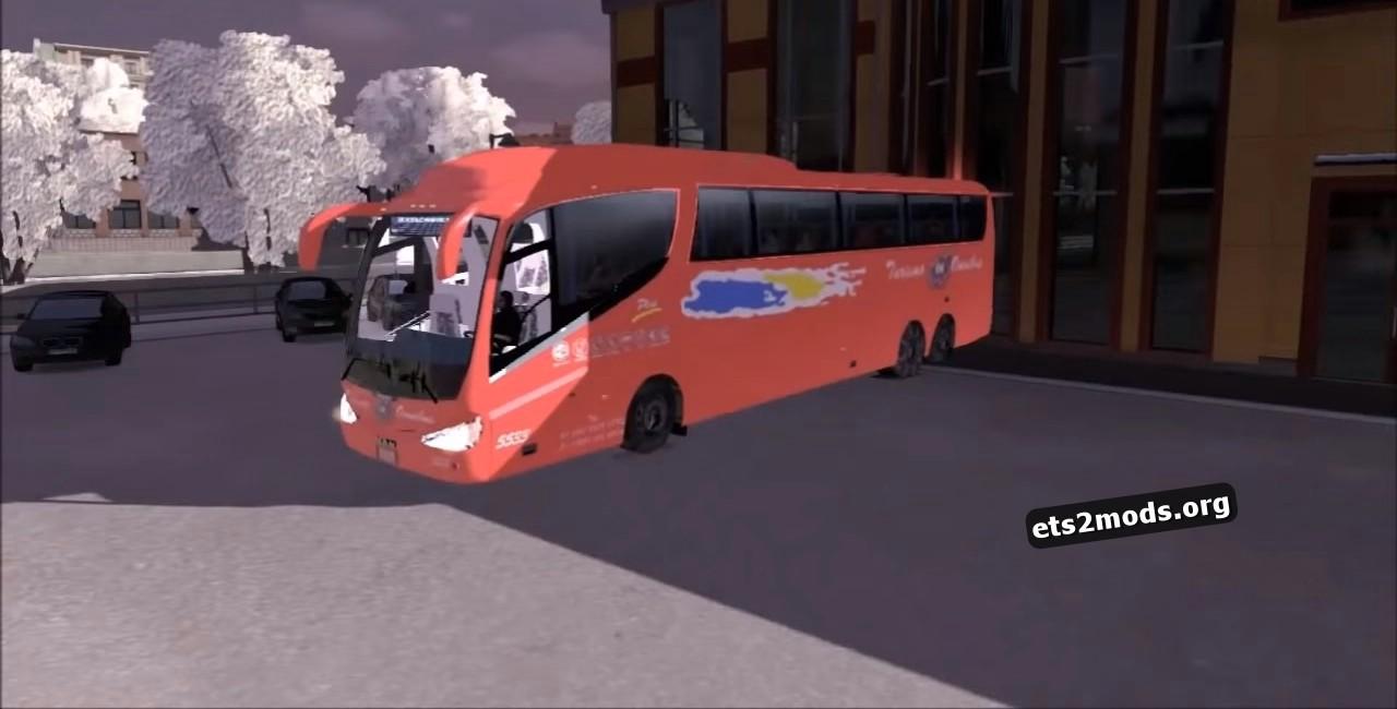 Bus - MAN Irizar E6