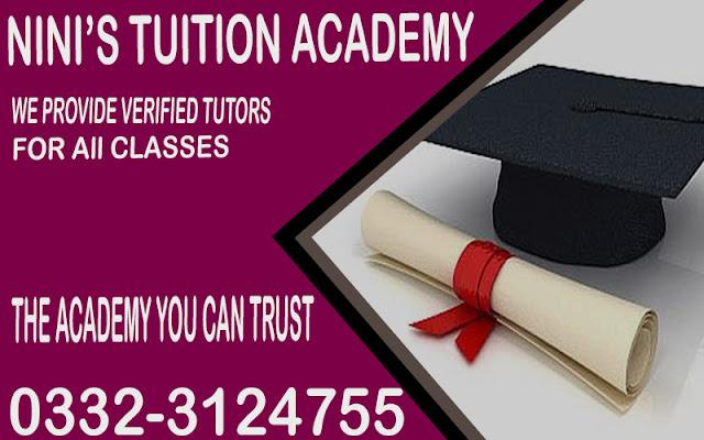 home tutor in karachi