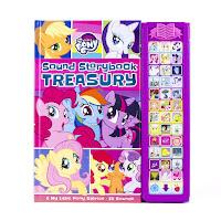 My Little Pony Sound Storybook Treasury
