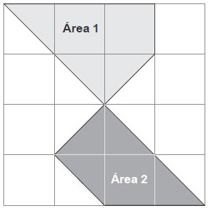 Questão 22 - Área e perímetro