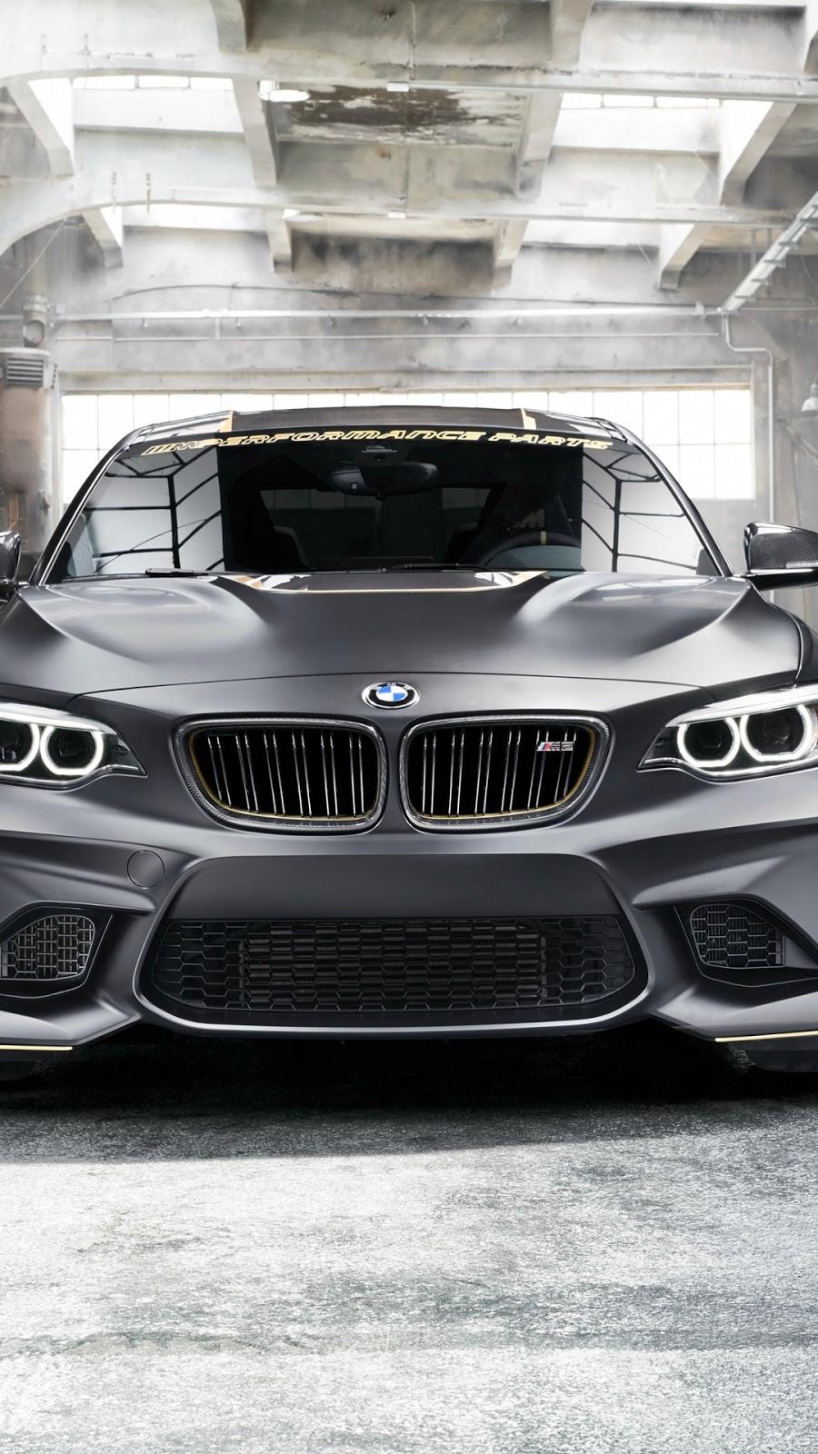 Papel de parede grátis BMW M2 M Performance Parts para PC, Notebook, iPhone, Android e Tablet.
