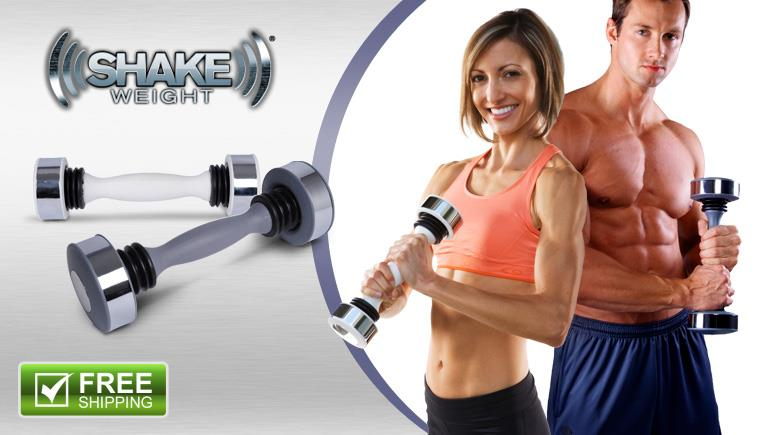 What Can You Expect From the Shake Weight for Men and Women