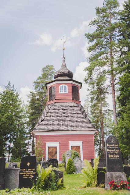 teiskon kirkko kellotapuli