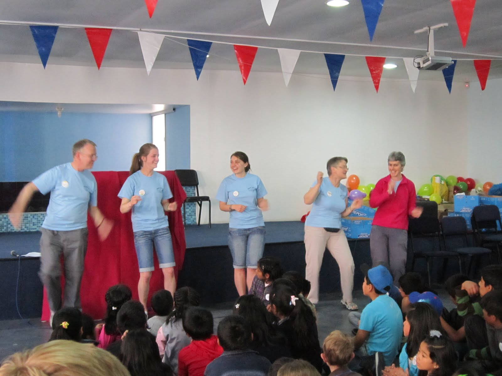 In Search Of Paddington Holiday Bible Club