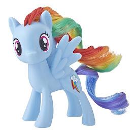 My Little Pony Mane Pony Singles Rainbow Dash Brushable Pony