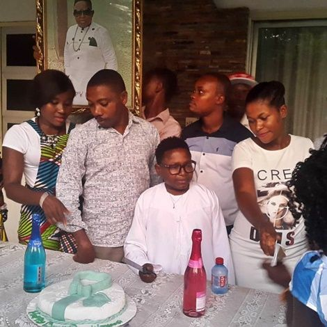 Wayoosi Celebrates Birthday (VIDEO)