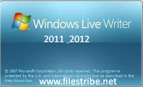 Windows Live Writer offline Installer Free Download