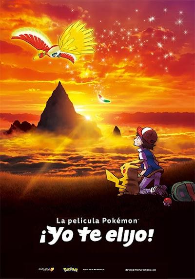 Pokémon la película: ¡Yo te elijo! (gratis)