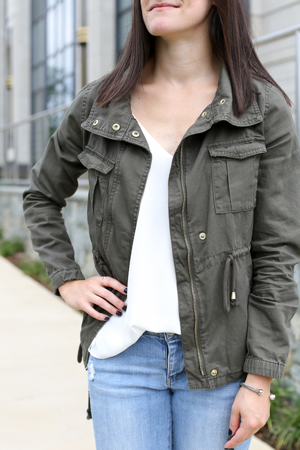 Naturally Me, Old Navy Utility Jacket