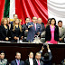 Ramírez Marín hace historia al ser nombrado, por segunda vez, para presidente del Congreso de la Unión