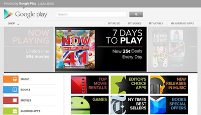 Google Play Gelar Diskon