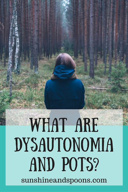 What are Dysautonomia and POTS?