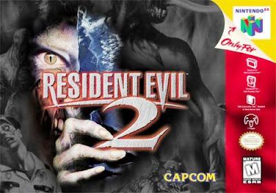 Review - Resident Evil 2 - Nintendo 64