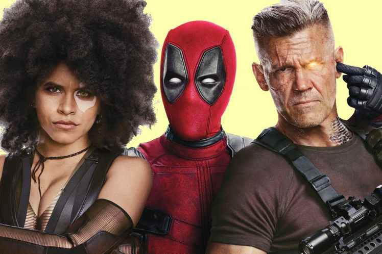 deadpool 2 budget amp first day box office collection 4th